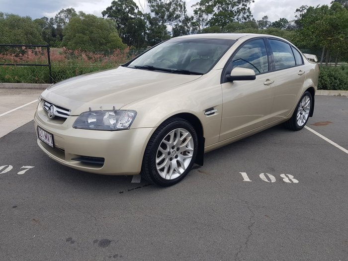 2008 Holden Commodore 60th Anniversary VE MY09 Sandstorm
