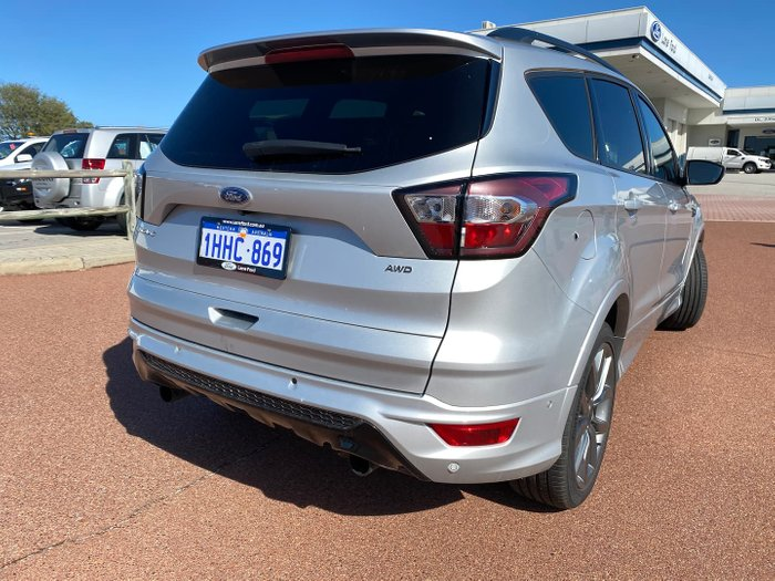 2019 Ford Escape ST-Line ZG MY19.25 AWD Diffused Silver