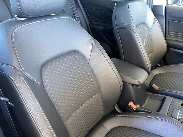 2020 Ford Focus Titanium SA MY20.25 Frozen White