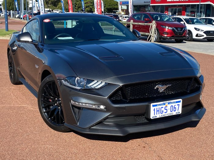 2020 Ford Mustang GT FN MY20 Magnetic