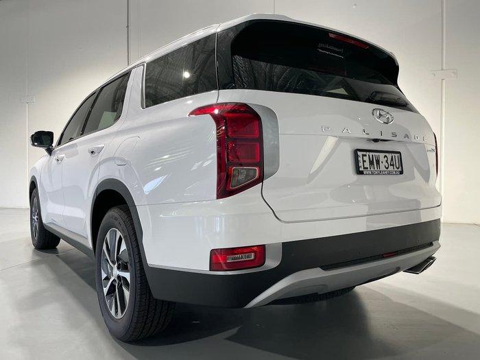 2020 Hyundai Palisade LX2.V1 MY21 AWD White