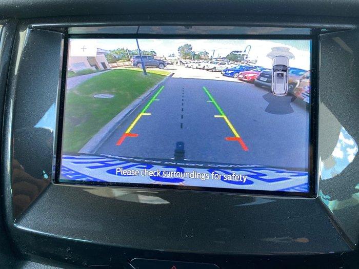 2020 Ford Everest Titanium UA II MY20.75 4X4 Dual Range Deep Crystal Blue
