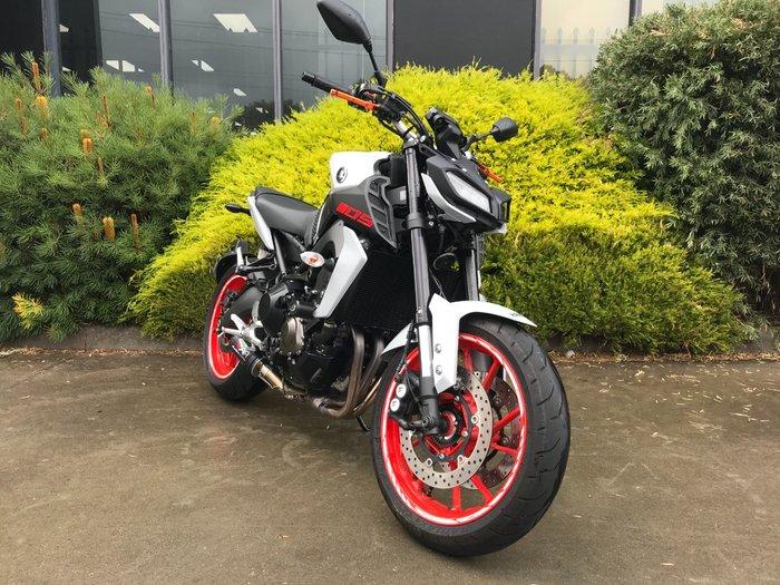 2020 Yamaha MT-09A Grey
