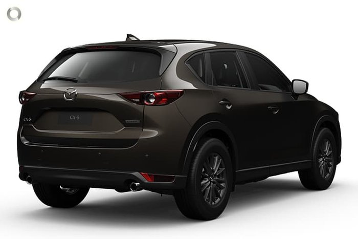 2021 Mazda CX-5 Maxx KF Series Titanium Flash