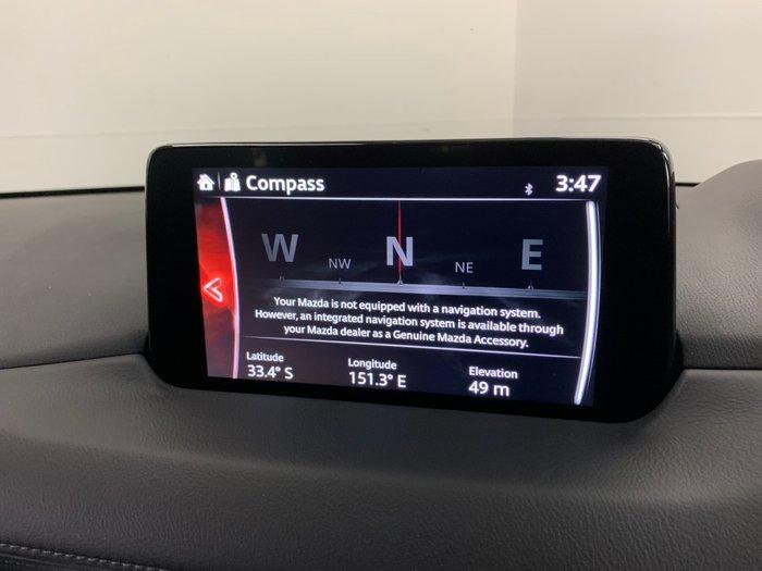 2021 Mazda CX-5 Maxx KF Series Titanium Flash