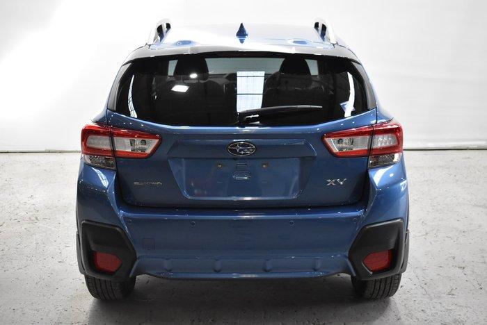 2017 Subaru XV 2.0i-S G5X MY18 AWD Quartz Blue