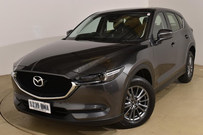 2018 Mazda CX-5 Touring KF Series AWD Machine Grey