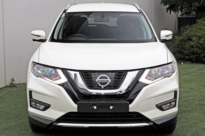 2020 Nissan X-TRAIL ST-L T32 Series III MY20 White