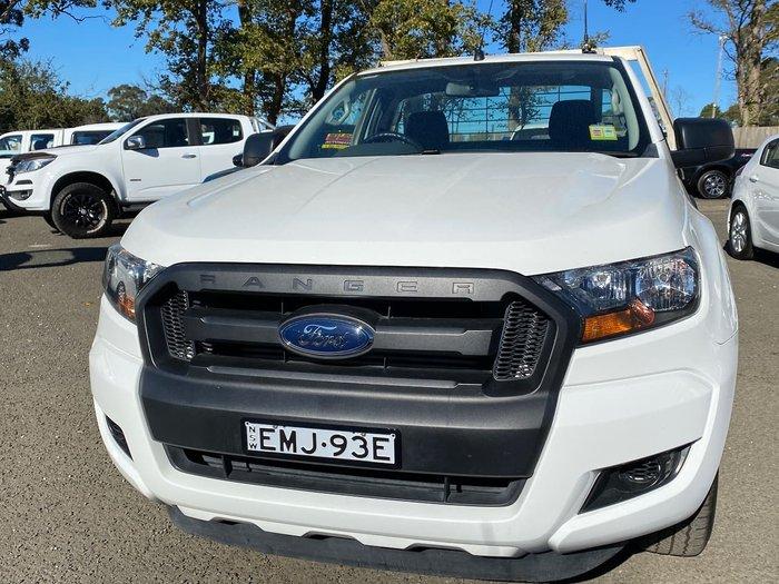2017 Ford Ranger XL PX MkII MY18 White