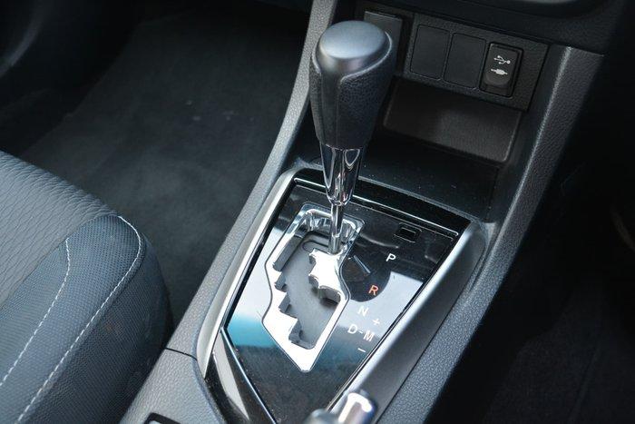 2015 Toyota Corolla Ascent ZRE172R Silver Ash