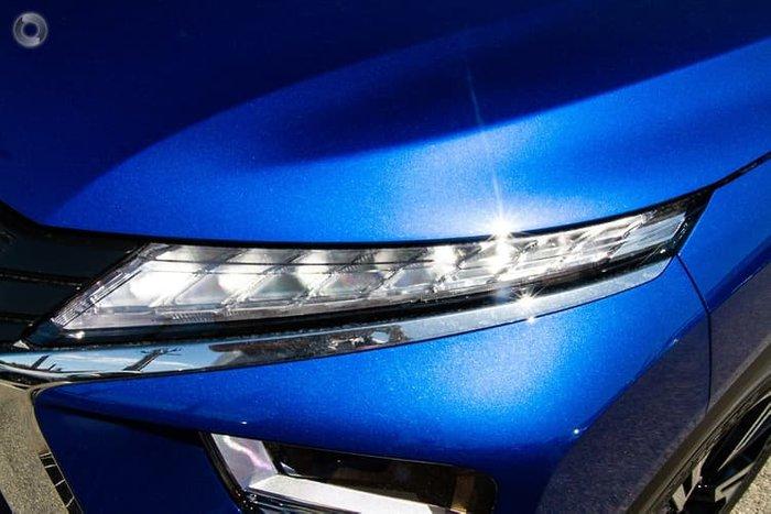 2021 Mitsubishi Eclipse Cross LS YB MY21 Lightning Blue