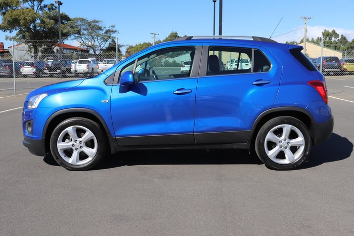 2016 Holden Trax LTZ TJ MY16 Blue