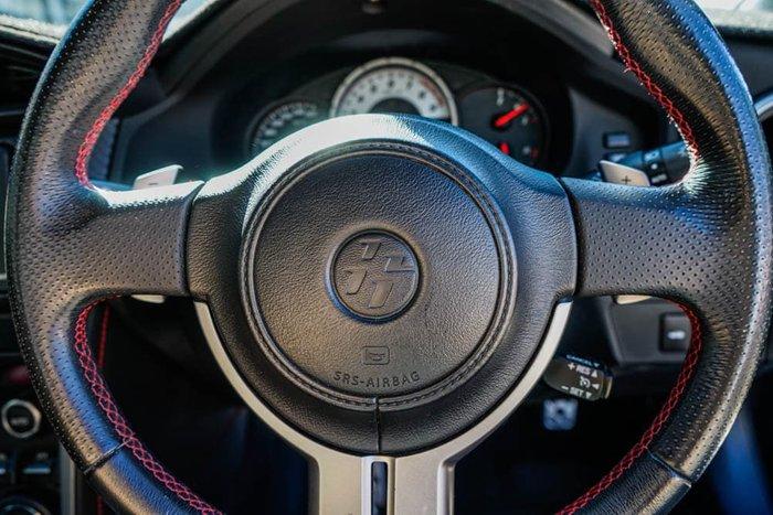 2015 Toyota 86 GTS ZN6 Tornado Grey