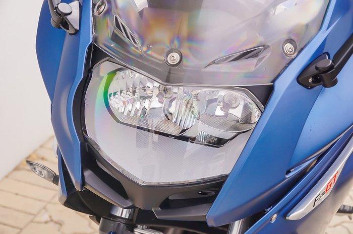 2017 BMW F 800 GT Blue