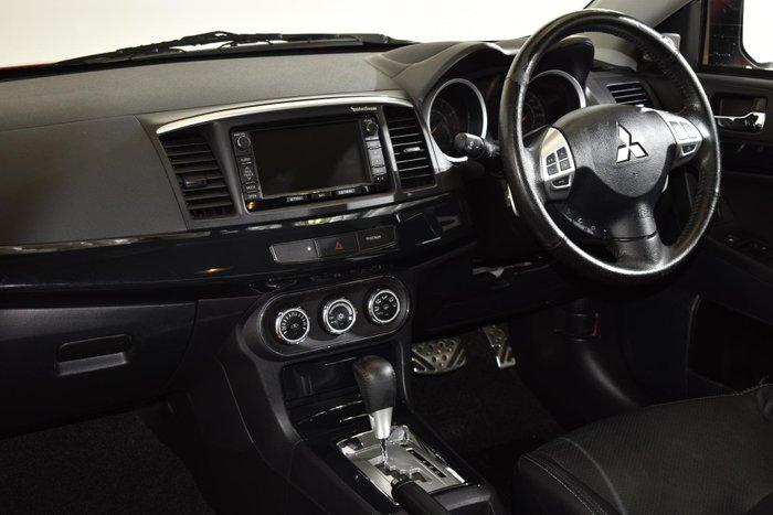 2015 Mitsubishi Lancer XLS CJ MY15 Red