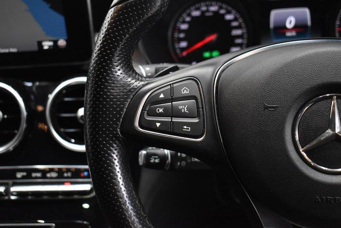 2015 Mercedes-Benz C-Class C250 BlueTEC S205 Tenorite Grey
