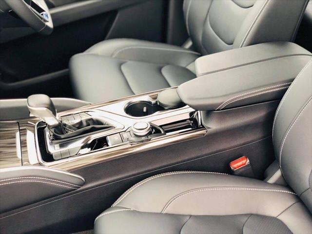 2021 LDV D90 EXECUTIVE D90 4WD Diesel Executive Blanc White