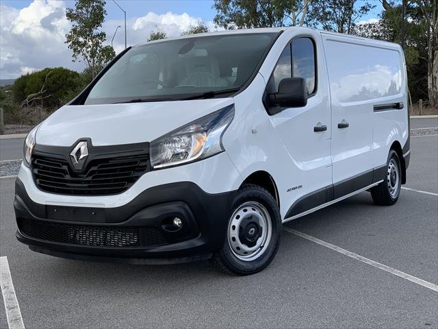 2017 Renault Trafic 103KW X82 WHITE