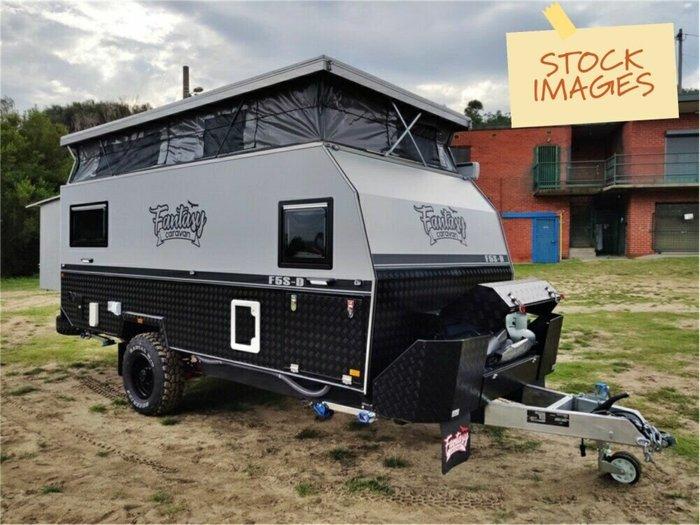 2021 Fantasy Caravan F5S-D FANTASTIC PACKAGE