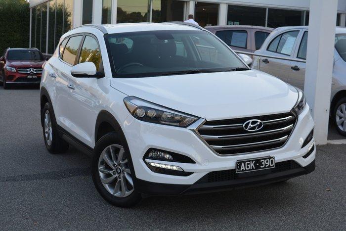 2015 Hyundai Tucson Elite TLe AWD Polar White
