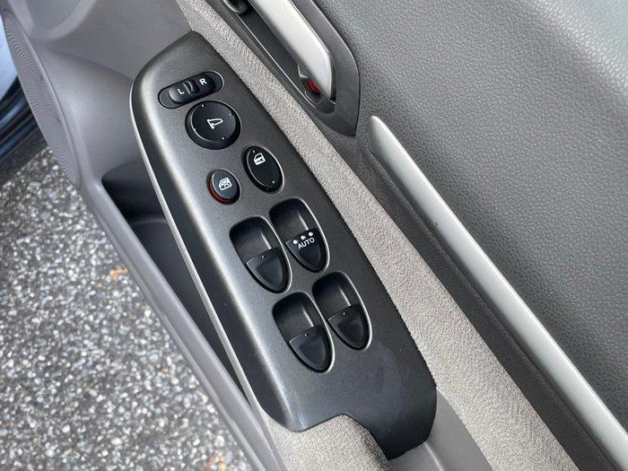 2008 Honda Civic VTi-L 8th Gen MY08 Urban Titanium
