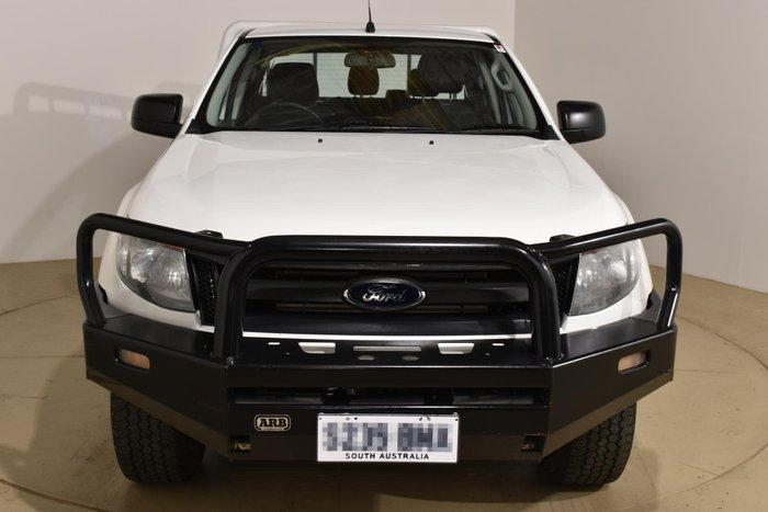 2014 Ford Ranger XL Hi-Rider PX Cool White