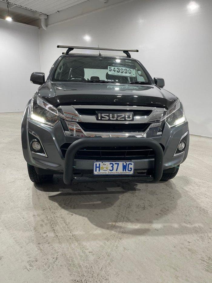 2018 Isuzu D-MAX LS-M MY18 4X4 Dual Range Grey