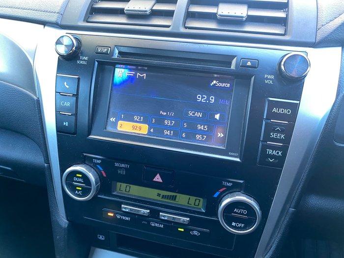 2014 Toyota Aurion Prodigy GSV50R Crystal Pearl