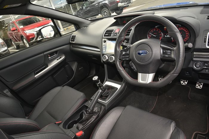 2016 Subaru WRX Premium V1 MY16 AWD Blue