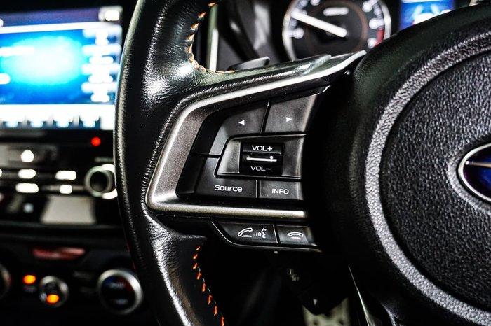 2018 Subaru XV 2.0i-S G5X MY18 AWD Red