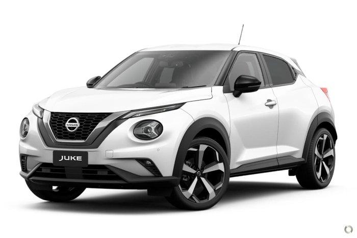 2021 Nissan JUKE ST-L F16 White