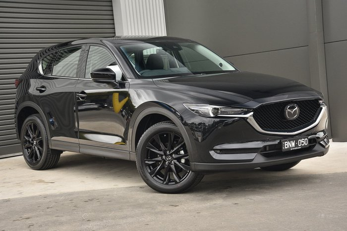 2021 Mazda CX-5 GT SP KF Series AWD Jet Black