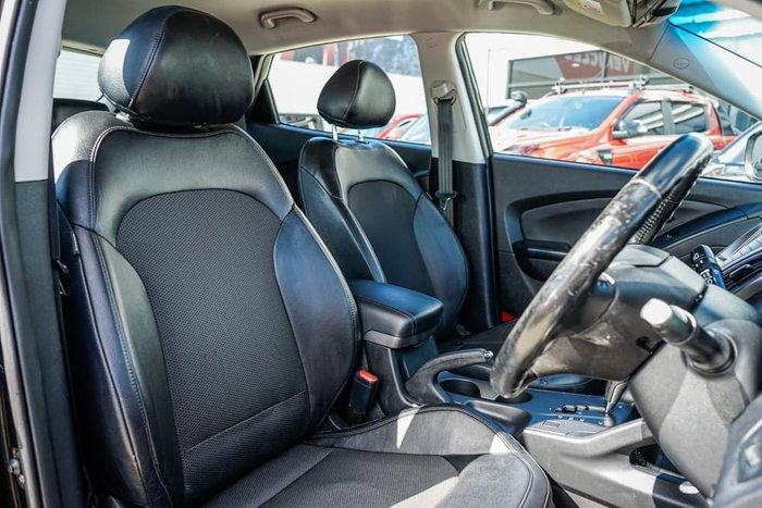 2015 Hyundai ix35 Elite Series II MY15 AWD Phantom Black
