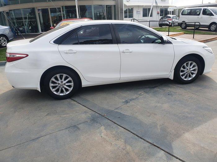 2015 Toyota Camry Altise ASV50R Diamond White
