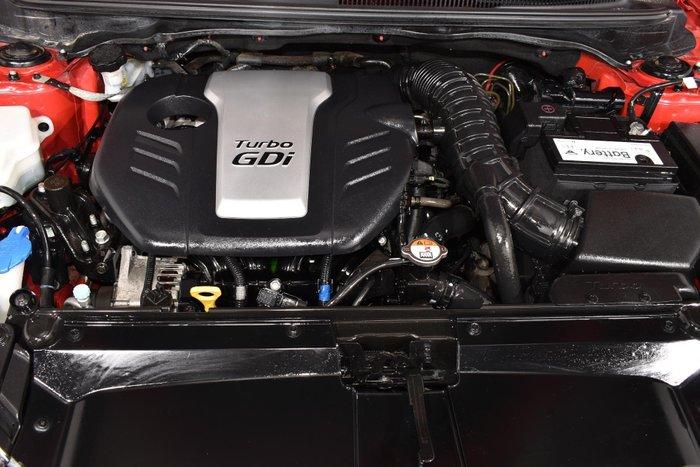 2013 Hyundai Veloster SR Turbo FS2 Veloster Red