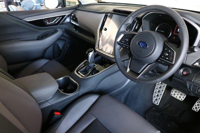 2021 Subaru Outback AWD Sport 6GEN MY21 AWD Crystal Black