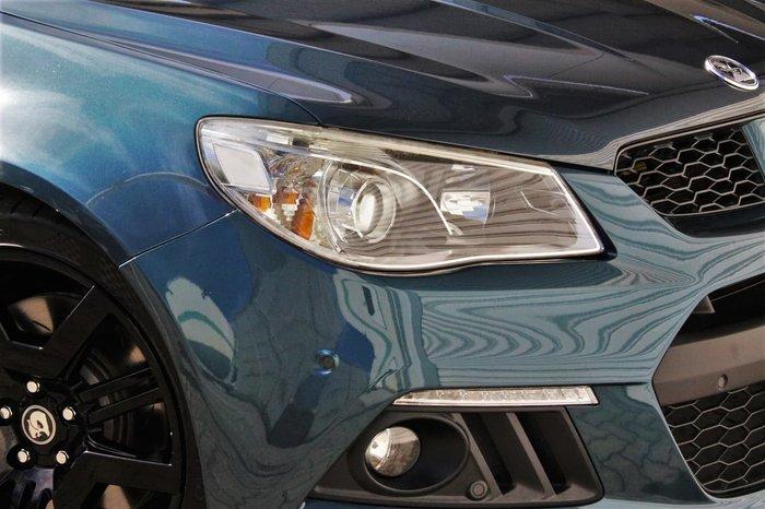 2013 Holden Special Vehicles Clubsport R8 GEN-F MY14 Blue