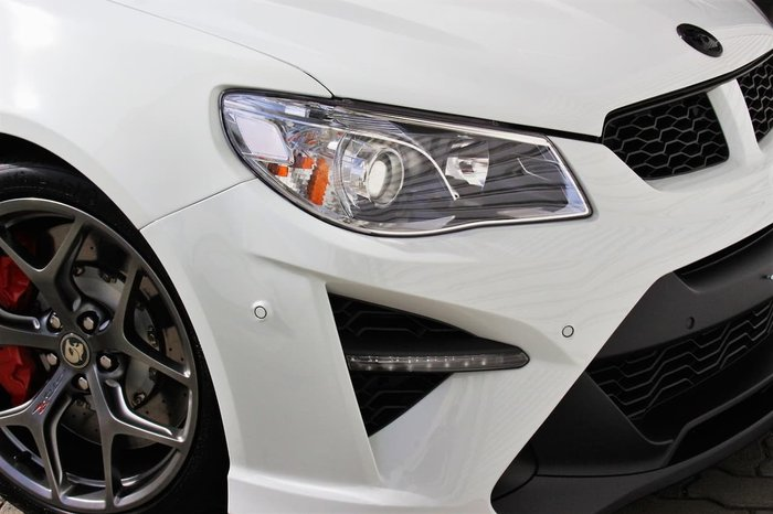 2017 Holden Special Vehicles Maloo GTS R GEN-F2 MY17 White