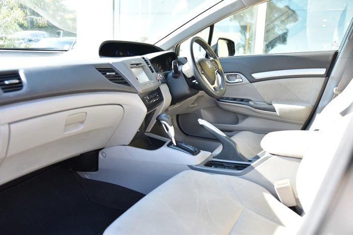 2012 Honda Civic VTi-L 9th Gen Ser II Grey