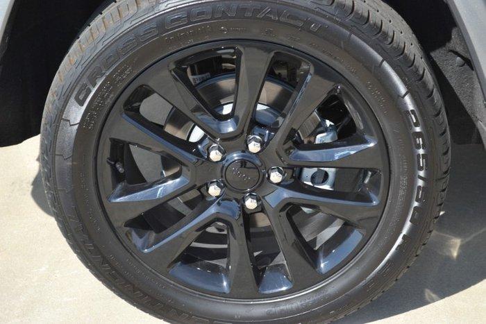 2020 Jeep Grand Cherokee Night Eagle WK MY21 4X4 Dual Range BILLET SILVER