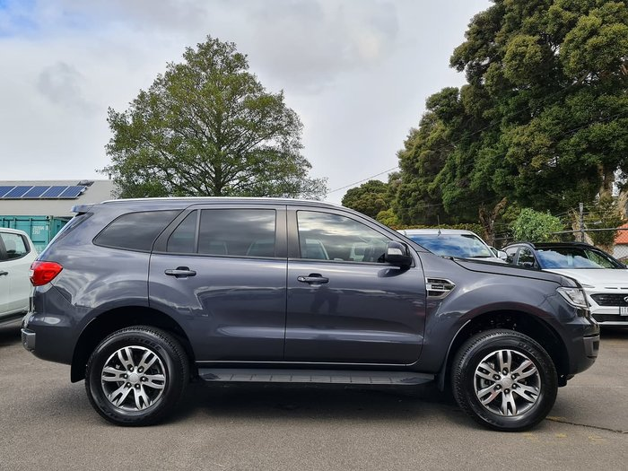 2019 Ford Everest Trend UA II MY19 Grey