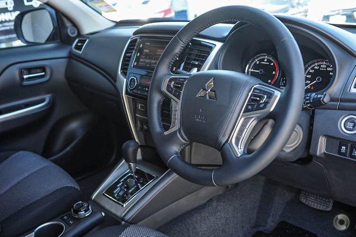 2021 Mitsubishi Triton GLS MR MY21 4X4 Dual Range White