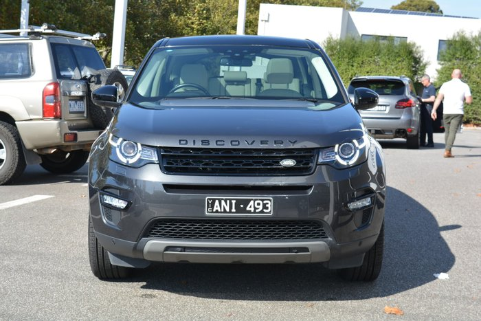 2016 Land Rover Discovery Sport TD4 180 HSE Luxury L550 MY17 4X4 Constant Grey