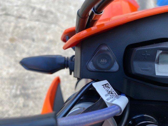 2021 KTM 690 ENDURO R Orange