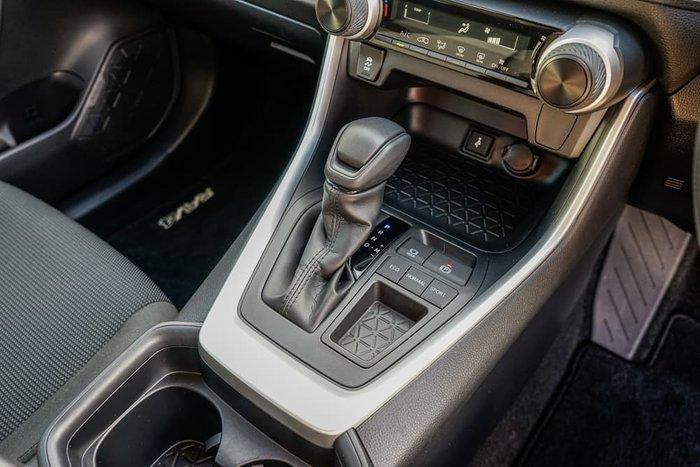 2020 Toyota RAV4 GX MXAA52R Glacier White