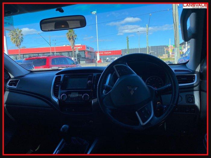 2015 Mitsubishi Triton GLS MQ MY16