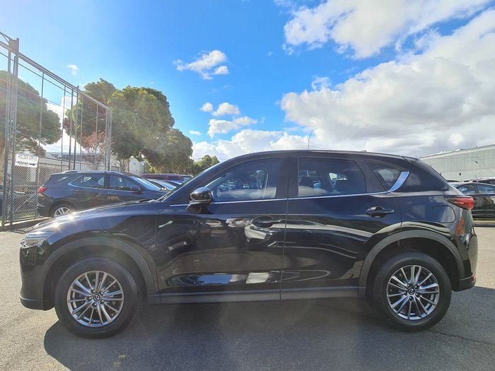 2018 Mazda CX-5 Maxx Sport KF Series Black