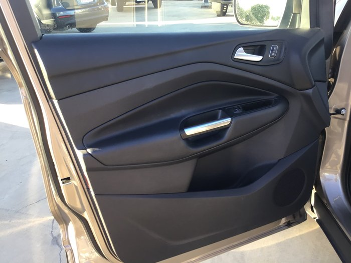 2019 Ford Escape Trend ZG MY19.25 AWD Diffused Silver