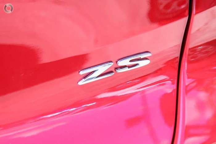 2020 MG ZS Excite AZS1 MY21 Diamond Red