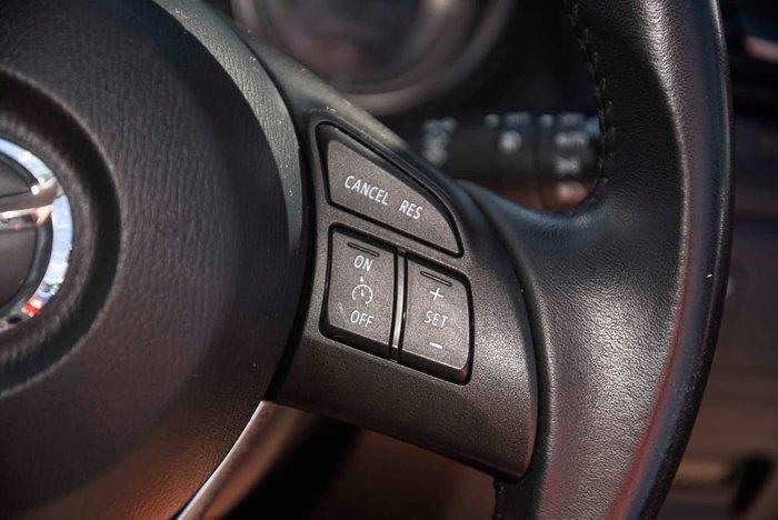 2013 Mazda CX-5 Maxx Sport KE Series MY13 AWD Red